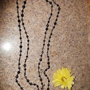 """Premier Designs 60"""" Necklace"""
